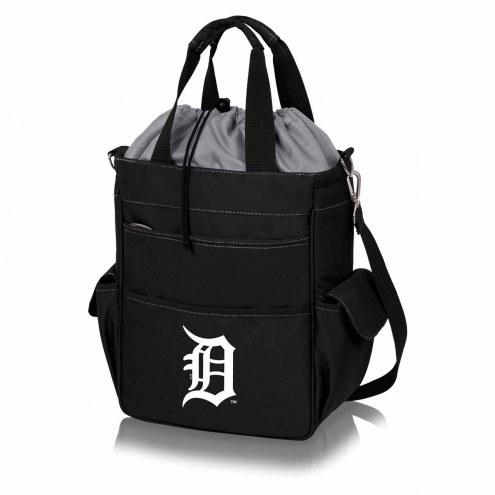 Detroit Tigers Black Activo Cooler Tote