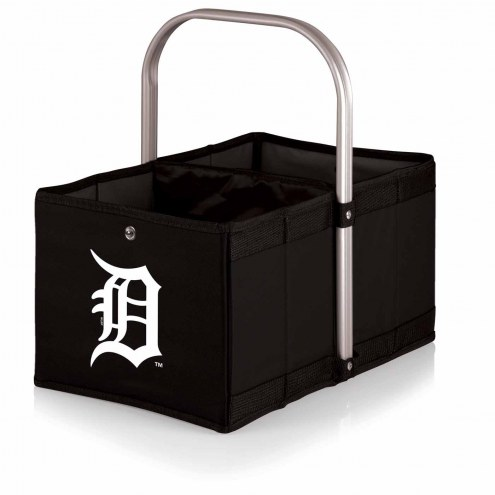 Detroit Tigers Black Urban Picnic Basket
