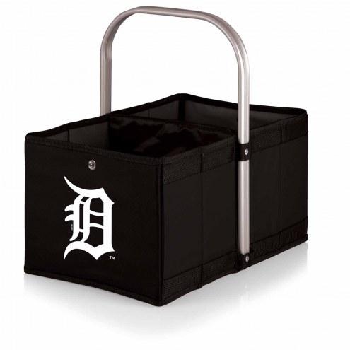 Detroit Tigers Black Urban Picnic Basket