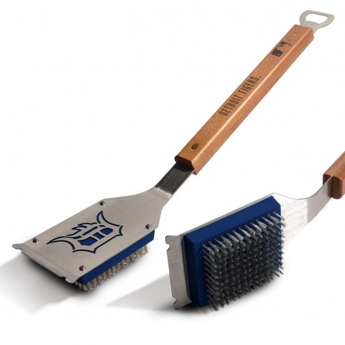 Detroit Tigers Classic Grill Brush