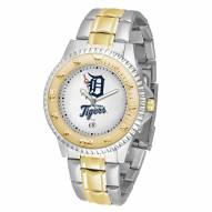 Detroit Tigers Competitor Two-Tone Men's Watch