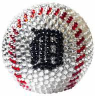Detroit Tigers Swarovski Crystal Baseball