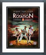 Detroit Tigers Detroit Tigers Cy Young Rotation Composite Framed Photo