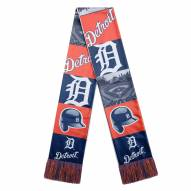 Detroit Tigers Printed Scarf