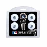 Detroit Tigers Golf Ball Gift Set