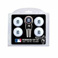 Detroit Tigers Golf Ball Gift Set