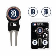 Detroit Tigers Golf Divot Tool Pack