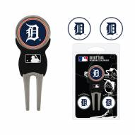 Detroit Tigers Golf Divot Tool Pack
