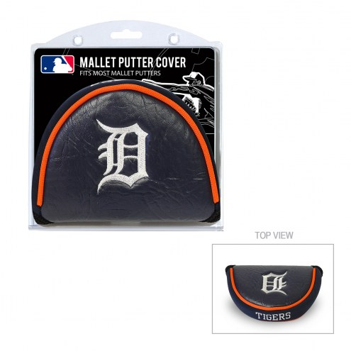 Detroit Tigers Golf Mallet Putter Cover