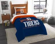 Detroit Tigers Grand Slam Twin Comforter Set
