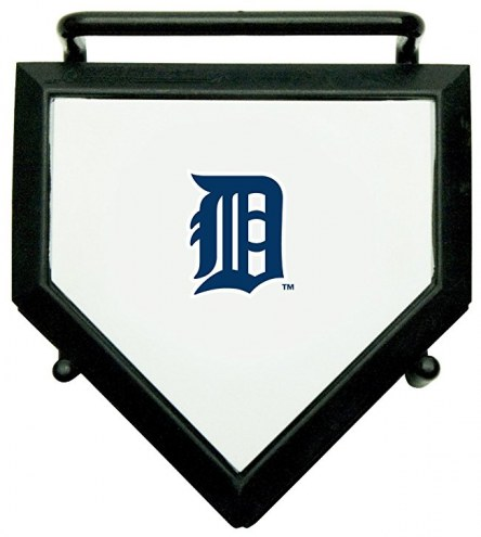 Detroit Tigers Home Plate Coaster Set