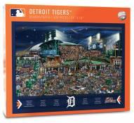 Detroit Tigers Joe Journeyman Puzzle