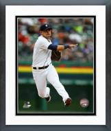 Detroit Tigers Jose Iglesias Action Framed Photo