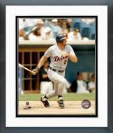 Detroit Tigers Kirk Gibson 1983 Framed Photo