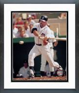 Detroit Tigers Kirk Gibson Action Framed Photo