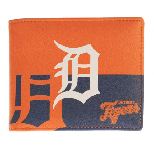 Detroit Tigers Bi-Fold Wallet