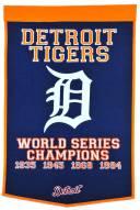Detroit Tigers Major League Baseball Dynasty Banner