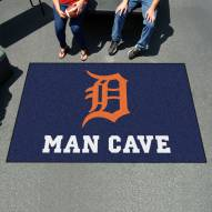 Detroit Tigers Man Cave Ulti-Mat Rug
