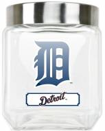 Detroit Tigers Medium Glass Canister