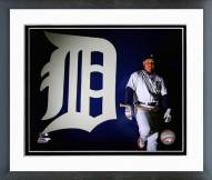 Detroit Tigers Miguel Cabrera Posed Framed Photo