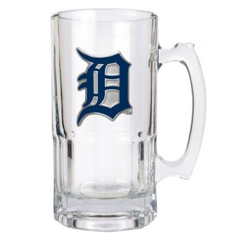 Detroit Tigers MLB 1 Liter Glass Macho Mug
