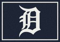 Detroit Tigers MLB Team Spirit Area Rug
