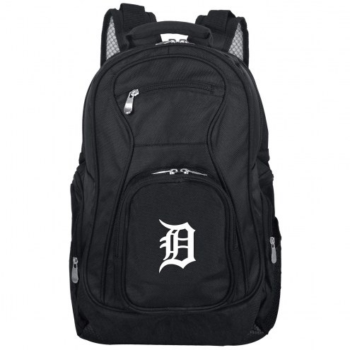 Detroit Tigers Laptop Travel Backpack