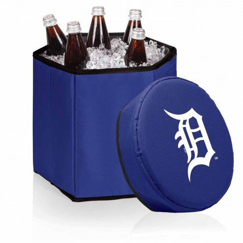 Detroit Tigers Navy Bongo Cooler