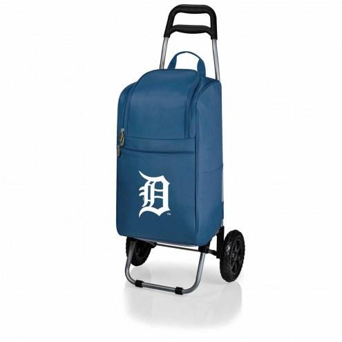 Detroit Tigers Navy Cart Cooler