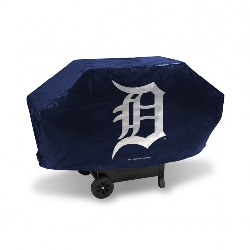 Detroit Tigers Padded Grill Cover