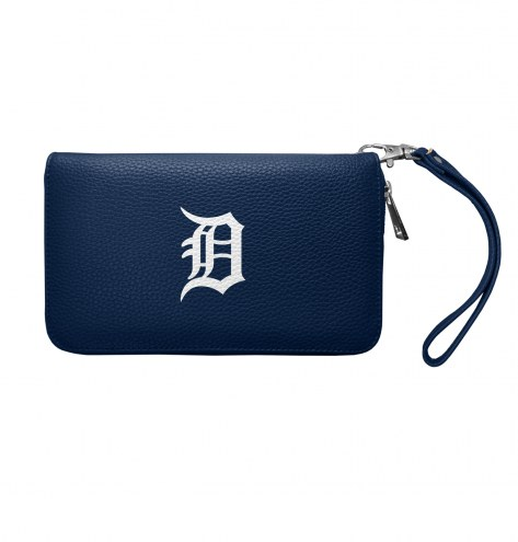 Detroit Tigers Pebble Organizer Wallet