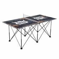 Detroit Tigers Pop Up 6' Ping Pong Table