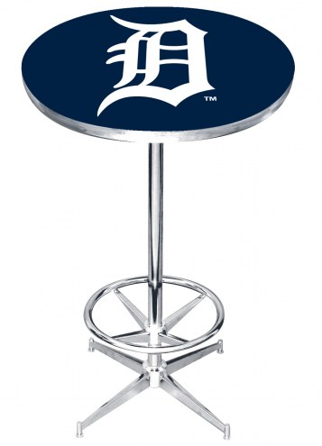 Detroit Tigers Pub Table