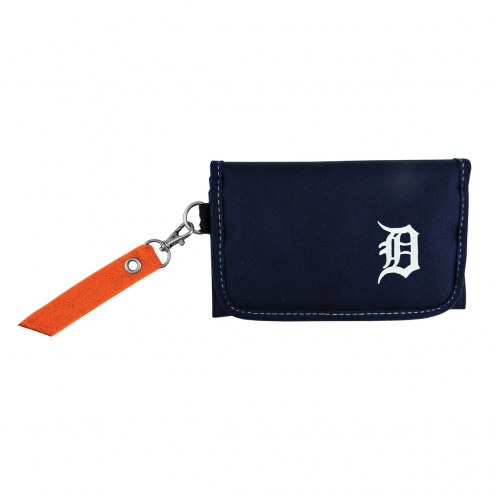 Detroit Tigers Ribbon Organizer Wallet
