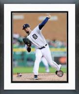 Detroit Tigers Robbie Ray Action Framed Photo