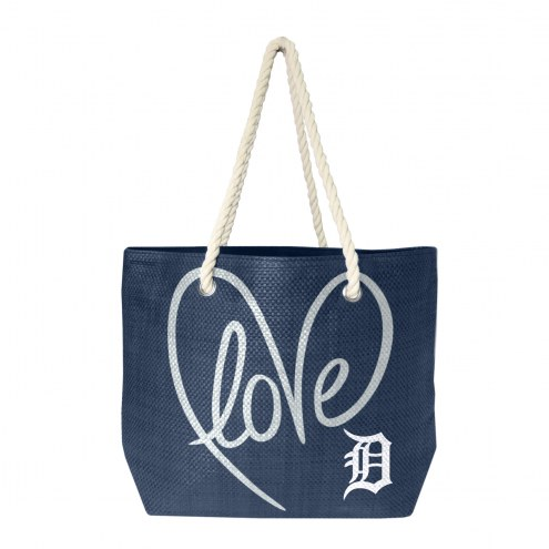 Detroit Tigers Rope Tote