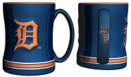 Detroit Tigers Sculpted Relief Coffee Mug