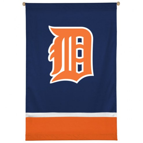 Detroit Tigers Sidelines Wall Hanging