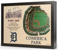 Detroit Tigers 25-Layer StadiumViews 3D Wall Art