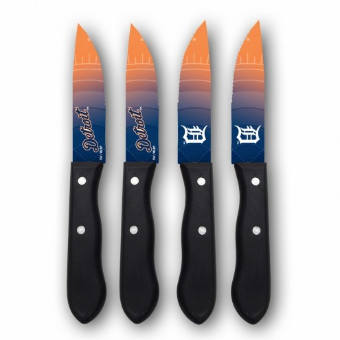 Detroit Tigers Steak Knives