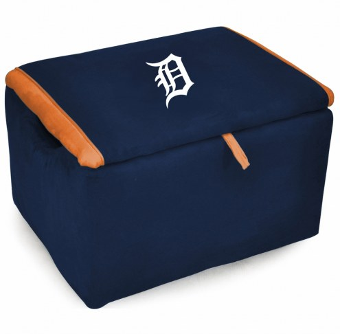 Detroit Tigers Storage Bench