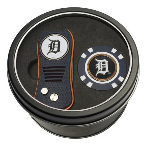 Detroit Tigers Switchfix Golf Divot Tool & Chip