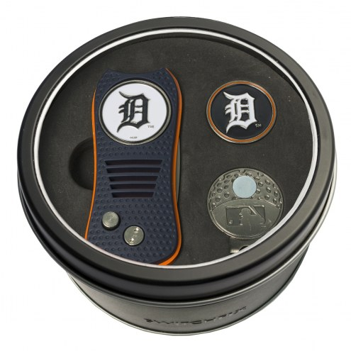 Detroit Tigers Switchfix Golf Divot Tool, Hat Clip, & Ball Marker