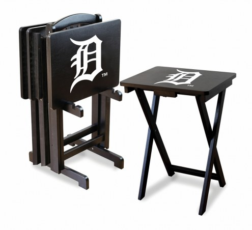 Detroit Tigers TV Trays - Set of 4
