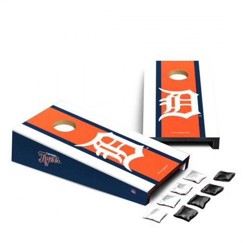 Detroit Tigers Mini Cornhole Set