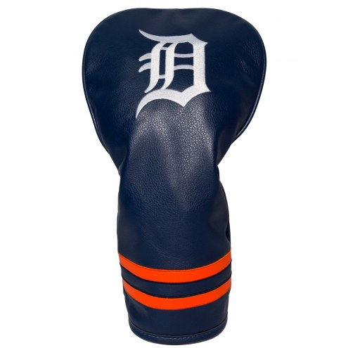 Detroit Tigers Vintage Golf Driver Headcover