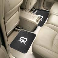 Detroit Tigers Vinyl 2-Piece Rear Floor Mats