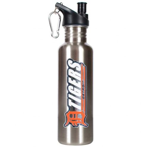 Detroit Tigers 26 oz. Water Bottle with Pop-Up Spout