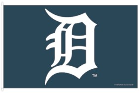 Detroit Tigers 3' x 5' Flag