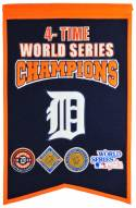 Detroit Tigers Champs Banner